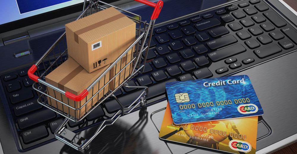 Set up an e-commerce shopping cart